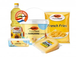Flevotrade branded food